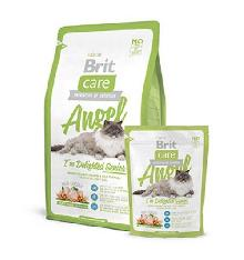 BRIT Care Cat ANGEL I am Delighted Senior karma dla kotów op.400g-7kg
